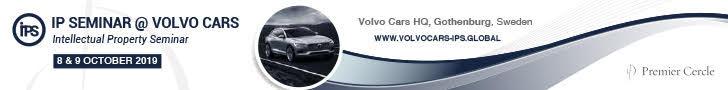 Premier Cercle - IP Seminar @ Volvo Cars 2019