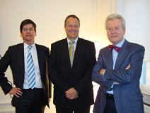 The creation of Vermulst Verhaeghe Graafsma & Bronckers - and everyday life in a boutique-style law firm Image